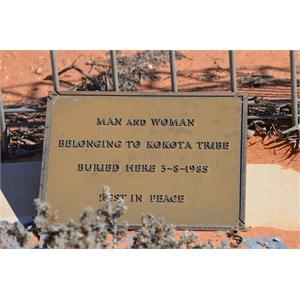 Aboriginal Grave Site