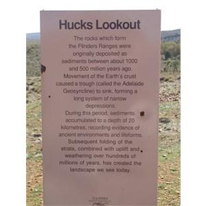 Huck's Lookout