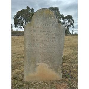 James Parker, aged 45, 1850