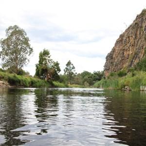 Bluff Reserve, Buchan
