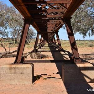 Duff Creek Rail Bridge