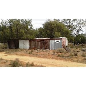 An original Cobb & Co depot