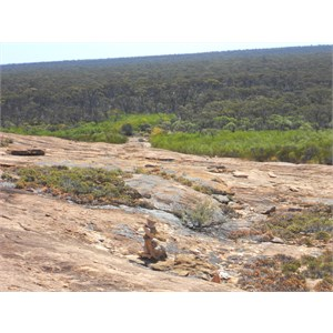 View from Disappointment Rock