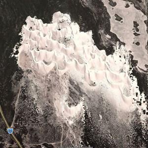 Barchan Dunes - Indian Ocean Drive - GE Image