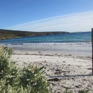 Memory Cove Beach