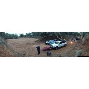Free Camp east of Boulia