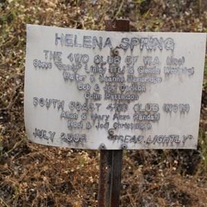 Helena Spring