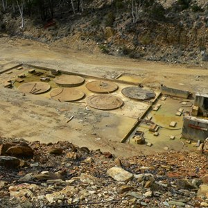 Cowra Creek mine 2007