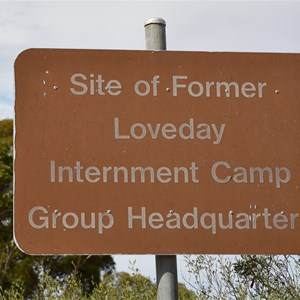 Loveday WWII Internment Camp Headquarters