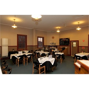 Bredbo Inn Hotel Bistro