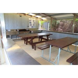 Stokes Camp Kitchen