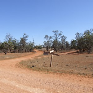 Pine Hut-Springwood Road and Scotia Sanctuary intersection