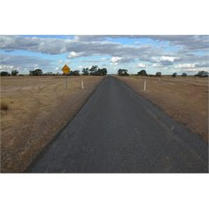 Diamantina Causeway
