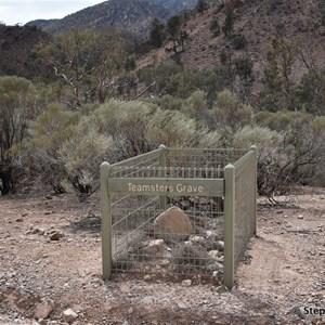 Teamsters Grave