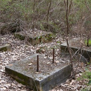 Shannon Mill Footings