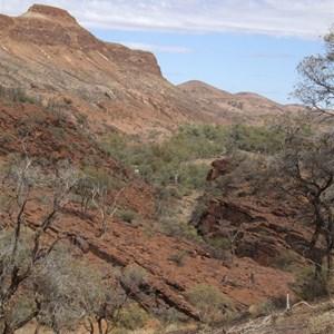 Chambers Gorge SA