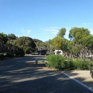 Hamersley Inlet Camping Area