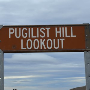 Pugilist Hill Lookout