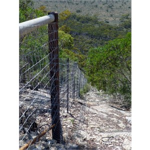 Vermin Proof Fence - Scenic Views