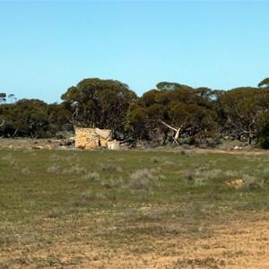 Ruins - Wahgunyah NP
