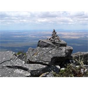 Mt Toolbrunup - Stirling Range NP - WA - The Peak!