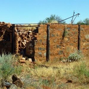 Peak Hill Ruins