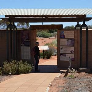 The Australian Arid Lands Botanic Gardens