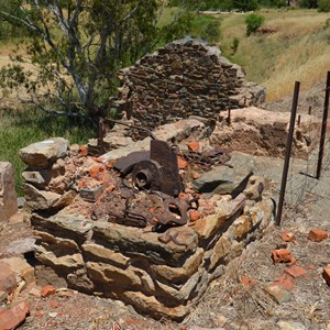 Martindale Pumping Station Ruins