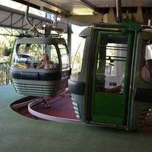 Kuranda Skyrail Terminal