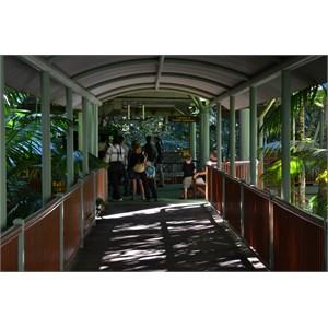 Barron Gorge Skyrail Station