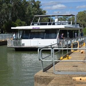 Weir & Lock 11 Mildura