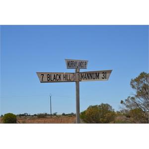 Swan Reach - Mannum Road - Murraylands Road Turn Off