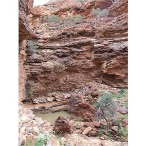 Draper's Gorge Pool (No. 1)