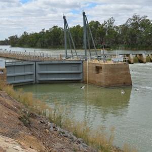 Weir & Lock 2 - Taylorville