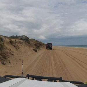 Whitehills Beach