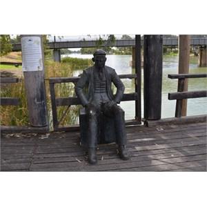 Captain Peter Egge Memorial