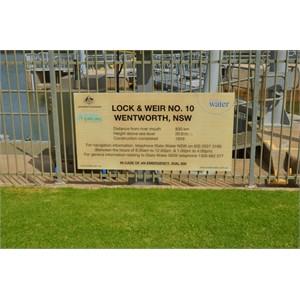 Lock 10 Wentworth