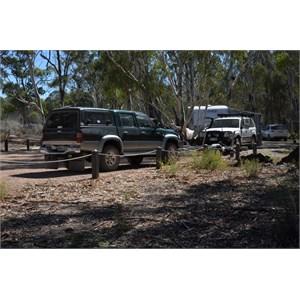 Higgins Cutting Boat Ramp & Camping Area