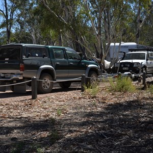 Higgins Cutting Boat Ramp & Camping Area