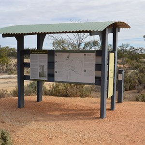Loch Luna Games Reserve Self Registration Station