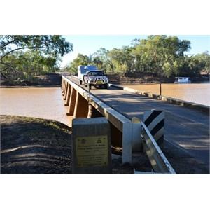 Cooper's Creek Bridge