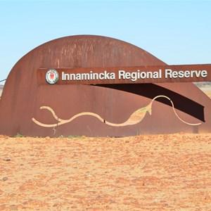 Innamincka Regional Reserve Information Bay