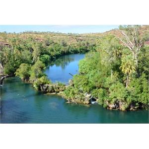 Indarri Falls Lookout