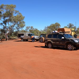 Coolgubbin Camp - Anne Beadell Highway