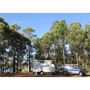 Logue Brook Campground