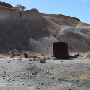Kaolin Mine Site