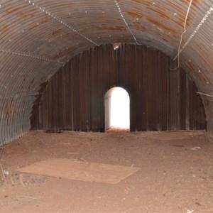 Coondambo Station Rocket Shelter
