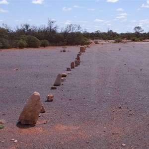 Aboriginal Stone Arrangements
