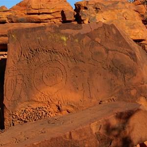 Napwerte/Ewaninga Rock Carvings Conservation Reserve