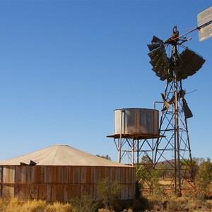 Old Windmill & Bore